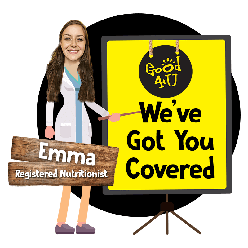 Emma - We've Got You Covered
